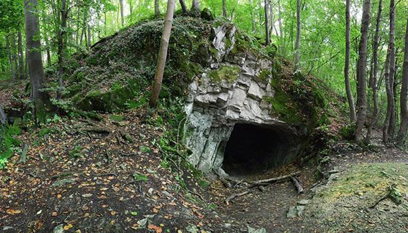 AGT 109: Kodska jeskyne