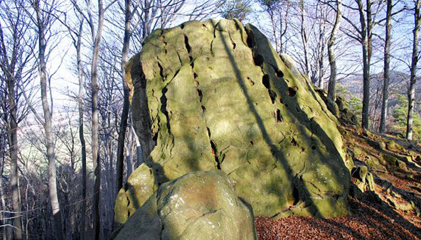 AGT 116: Certuv kamen u Provodova