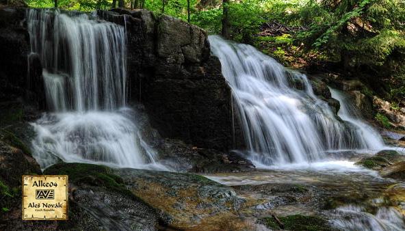 AGT 14: Ponikly vodopad