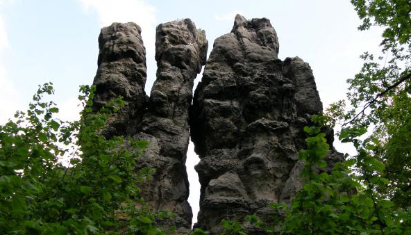AGT 32: Krkavci skaly - Vajoletky