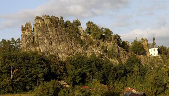 AGT 35: Vranovsky hreben a Liesegangovy kruhy
