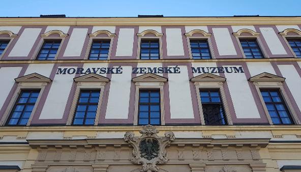 AGT 103: Moravske zemske muzeum