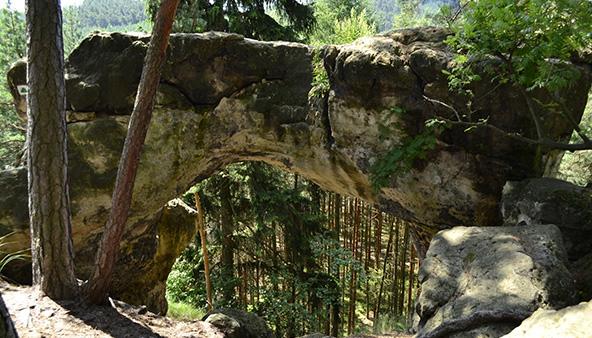AGT 66: Skalni brana Hradcany