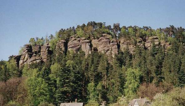 AGT 50: Svojkovske skaly